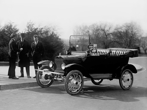 Ford 1915