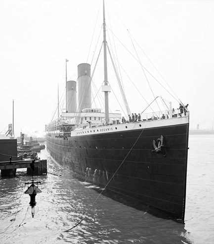 Oceanic, White Star Line 1903