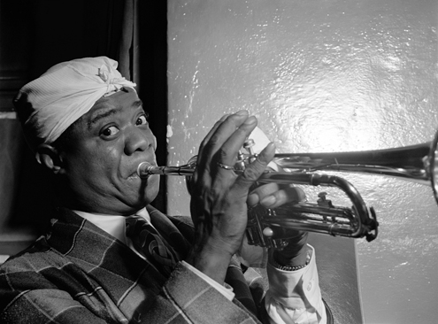 Louis Armstrong 1946