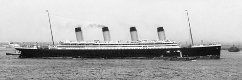 Olympic, White Star Line 1911