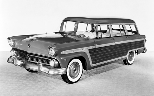 Ford Country Squire 1955