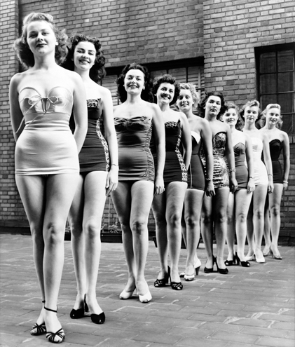 Miss New York City 1952
