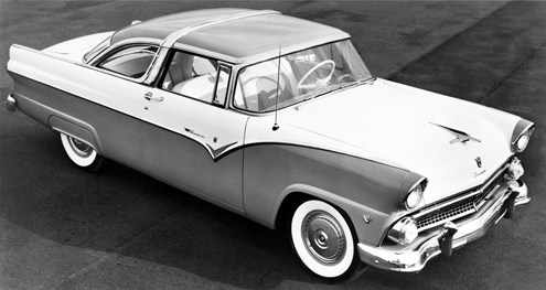 Ford Crown Victoria 1956